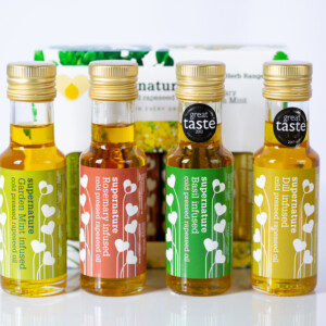 Garden Herb Infused Oil Gift-Pack