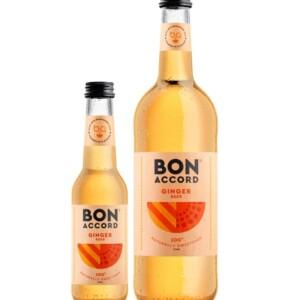 Bon Accord Ginger Beer Different Sizes